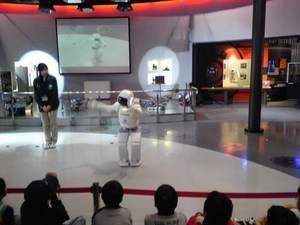 日本科学未来館ASIMO