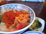 ウニイクラミックス丼