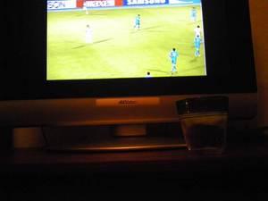 ウイスキーとサッカー